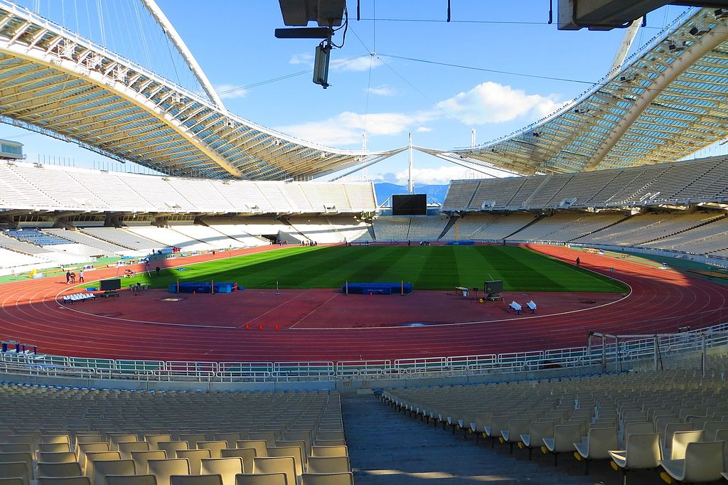 Olympic Stadium, panorama
